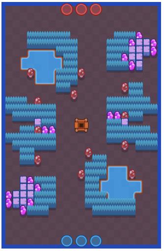 沈んだ鉱山
